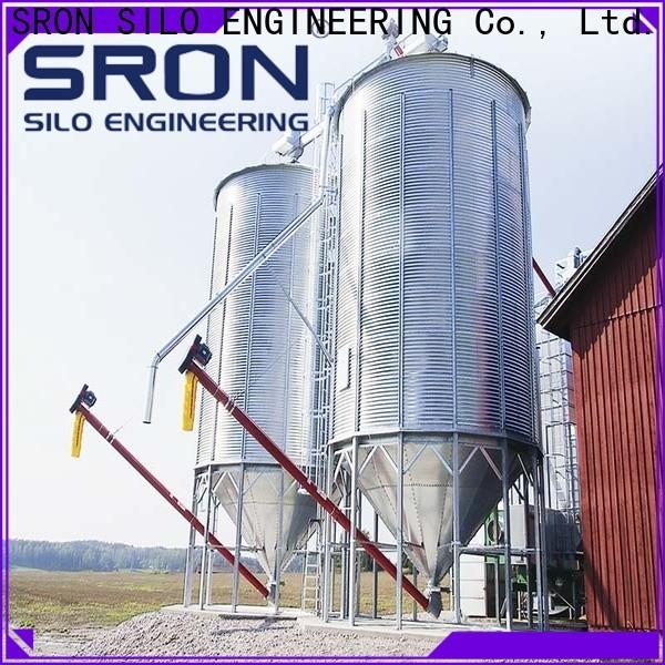 Professional maize storage silo wholesale for grain storage