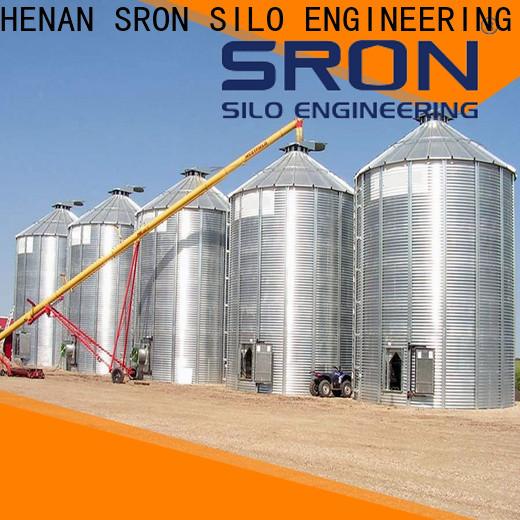 SRON High Capacity grain storage silos suppliers for farms