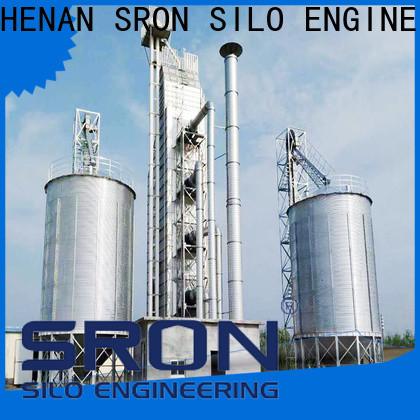 SRON Best metal silos supply