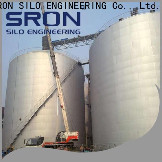 Custom made sand storage silo wholesale for bulk material