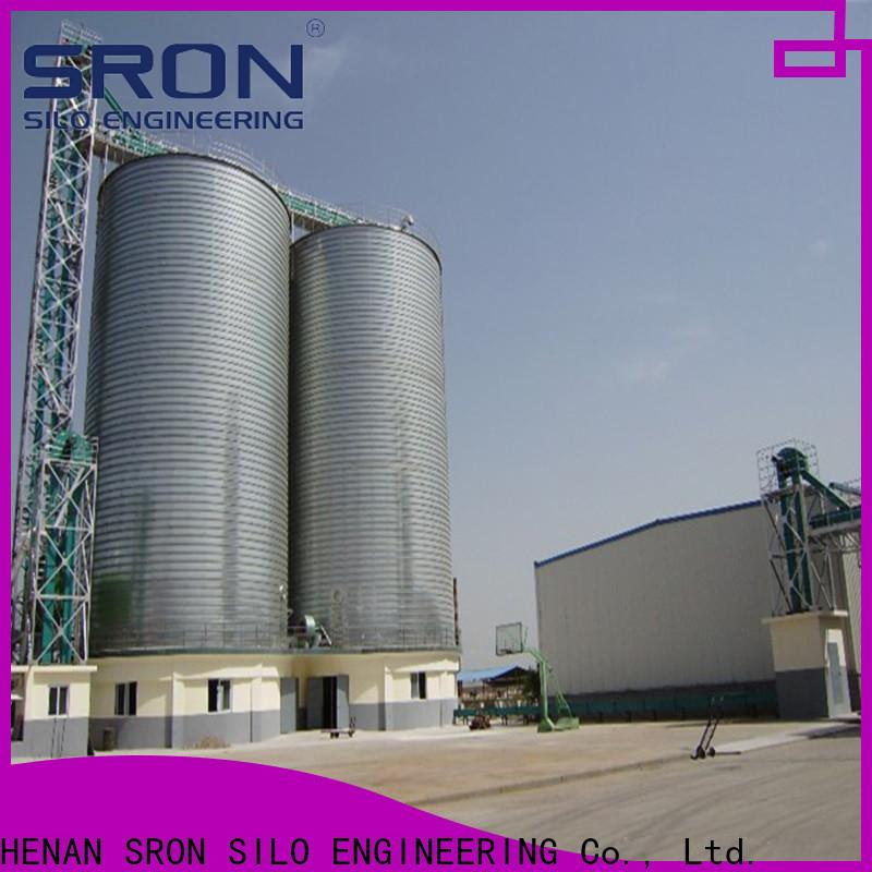 High Capacity bulk storage silos vendor for storing industry material