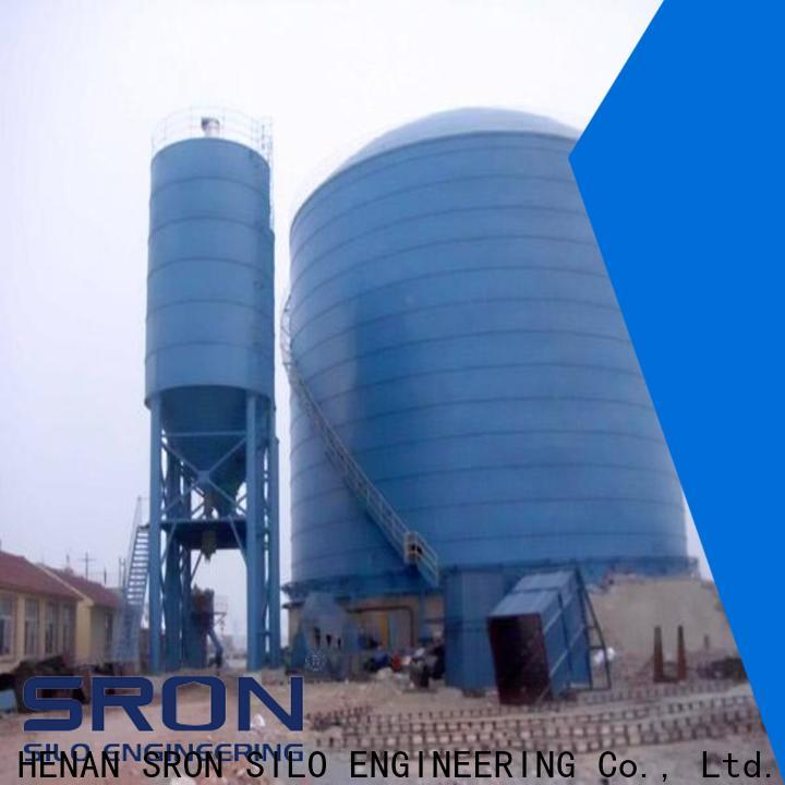 Best fly ash silo factory