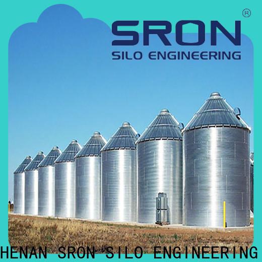 SRON Custom soybean silo for sale for farming industry