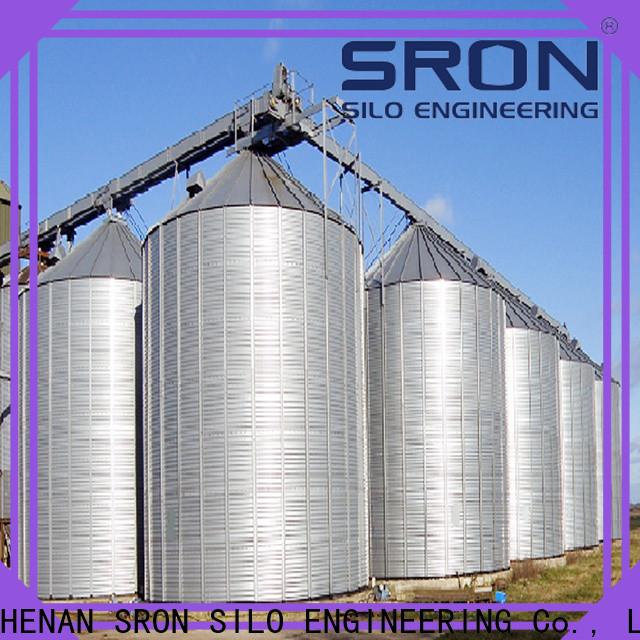 SRON maize storage silo for farms