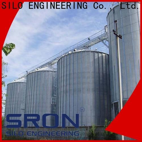 Custom made grain storage silos suppliers cost