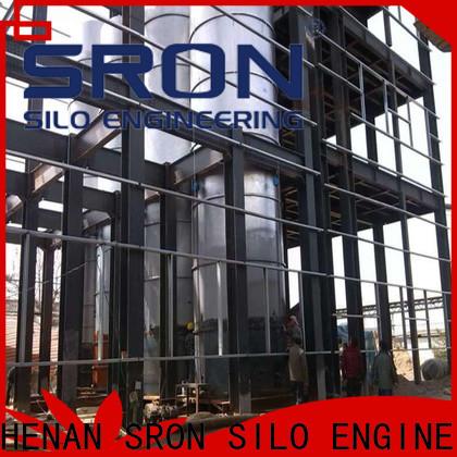SRON grain storage facility solution