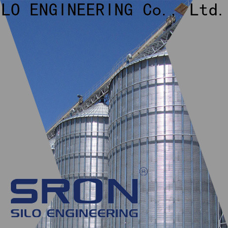 SRON Professional grain bin costs suppliers for grain storage