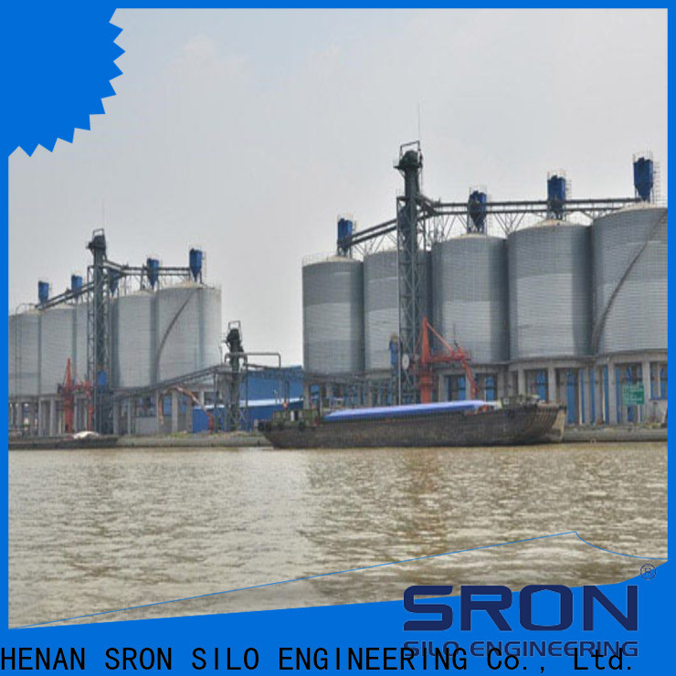 SRON Professional silo safety systems solution for storing bulk materials