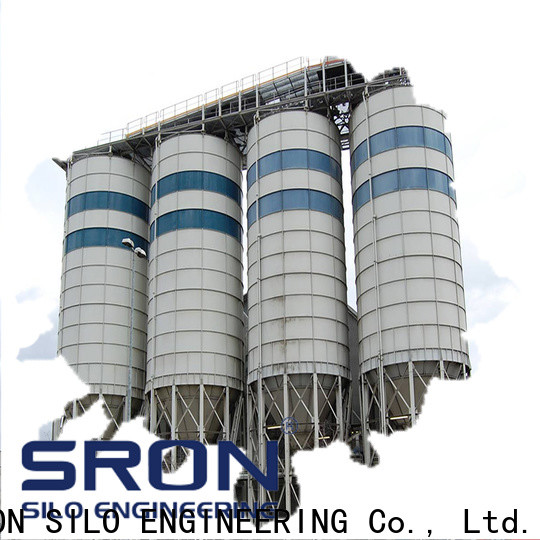 Custom made lime silo for sale for bulk materil storage