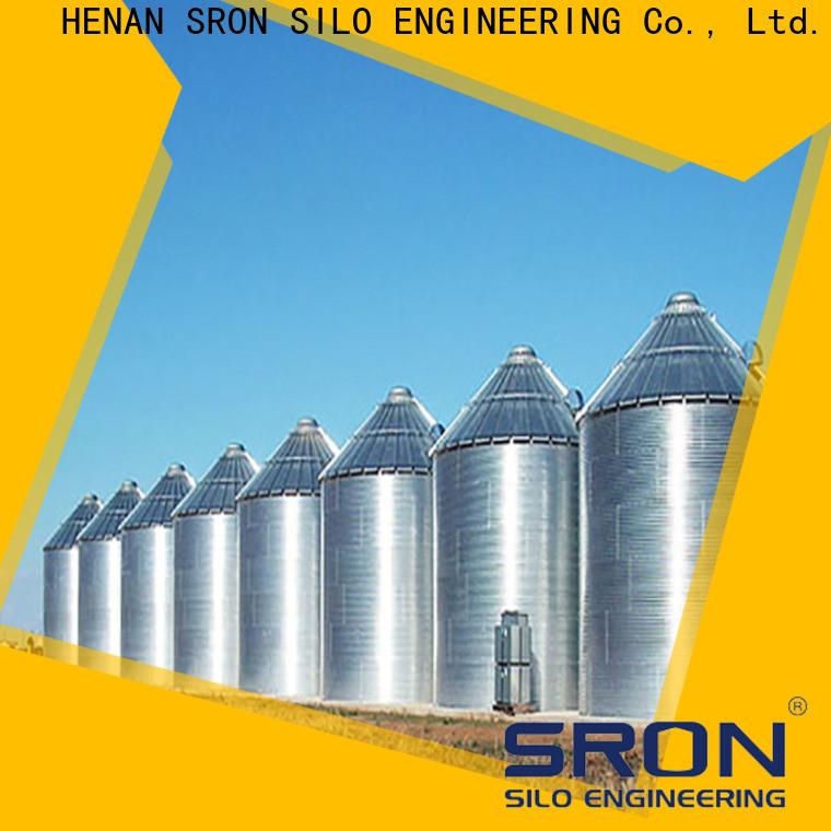 SRON sorghum silo solution for farming industry