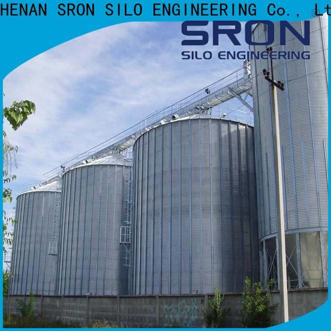 SRON soybean silo supply for storage of grains