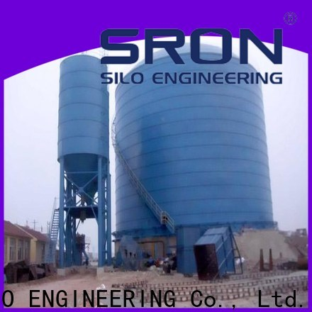 SRON Professional bolted silos cost for bulk material