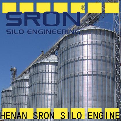 SRON grain silo cost for sale for farms