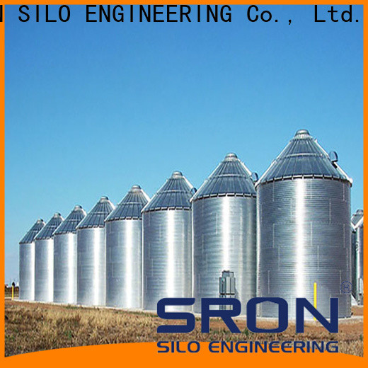 SRON sorghum silo factory price for farming industry