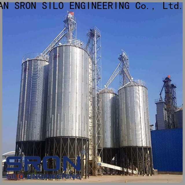 Latest feed silo suppliers for storage of grains