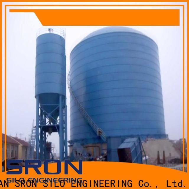 SRON Best bulk storage silos supply