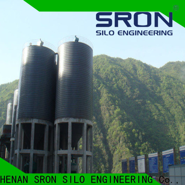 Quality storage silos manufacturers for many industries