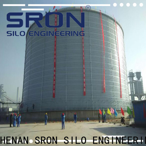 SRON Custom cement storage silo for sale for bulk materil storage