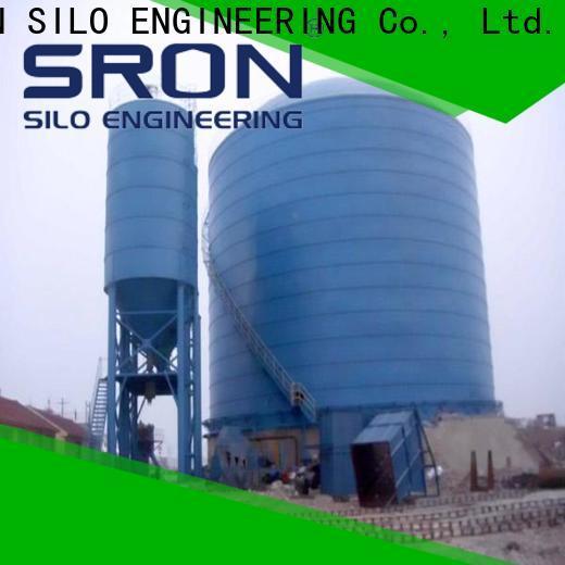 SRON industrial silo solution for bulk material