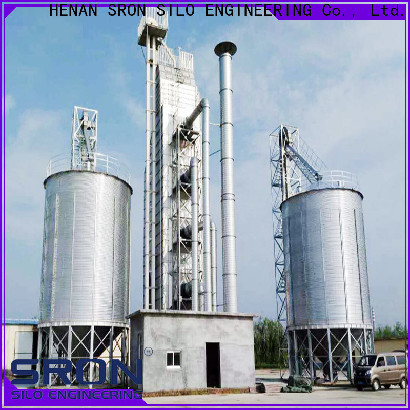 SRON rice silos factory price for storage of grains