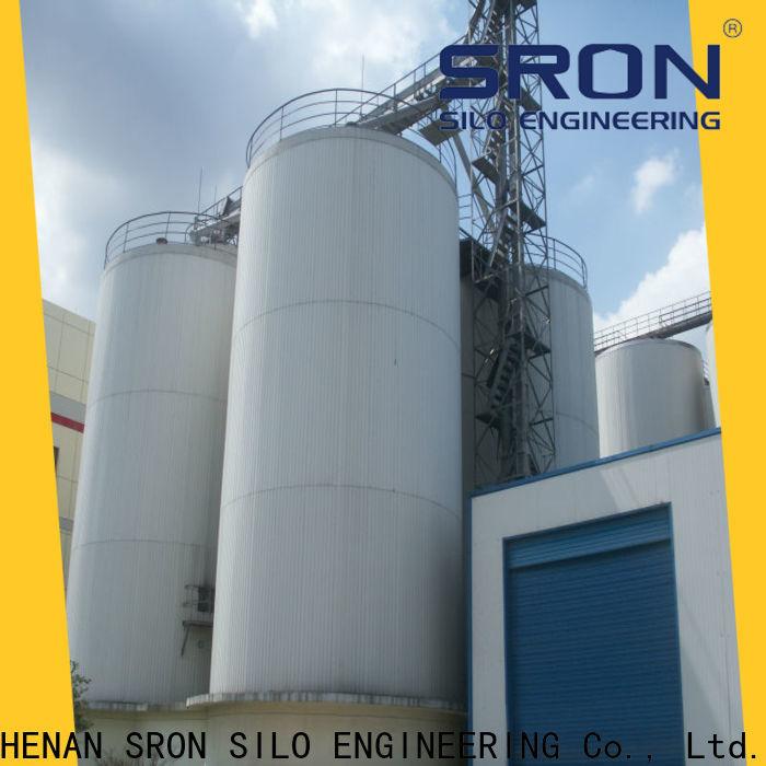 SRON Quality wheat silo for grain storage