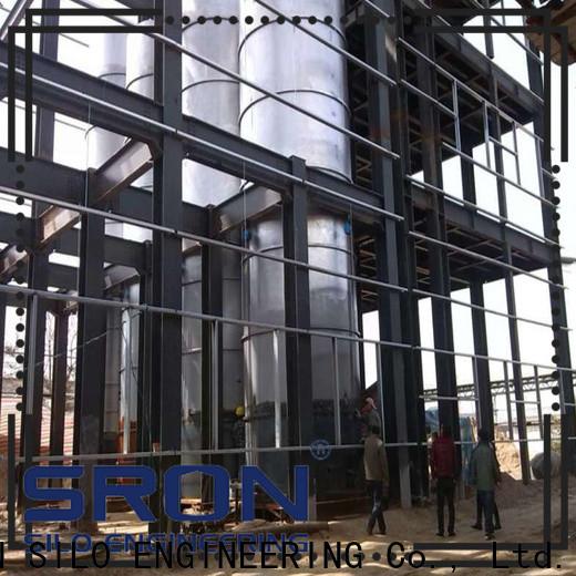 SRON maize silo vendor for farming industry