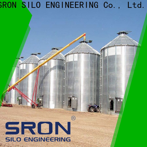 SRON Quality paddy silos suppliers for farms