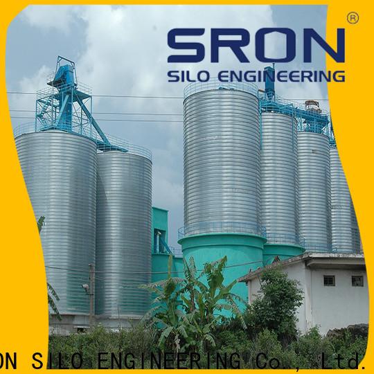 Custom made sand silo solution