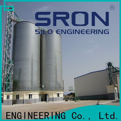 SRON New industrial silo for sale for bulk material