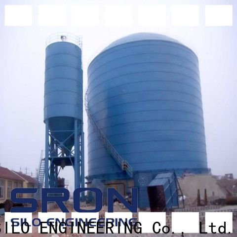 SRON Quality bulk storage silos company for storing industry material