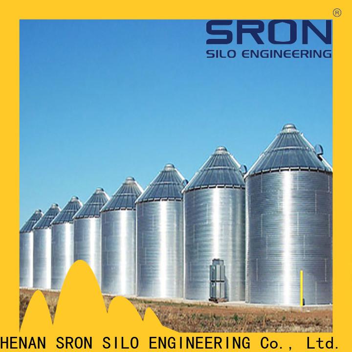 SRON steel grain silo manufacturers