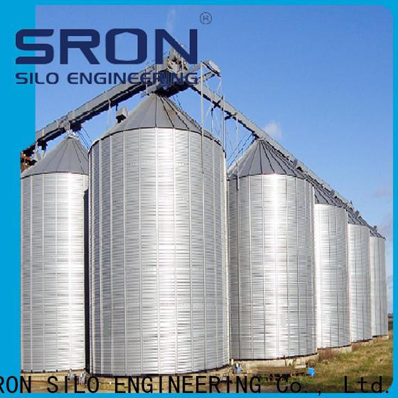 High-quality grain storage silo cost