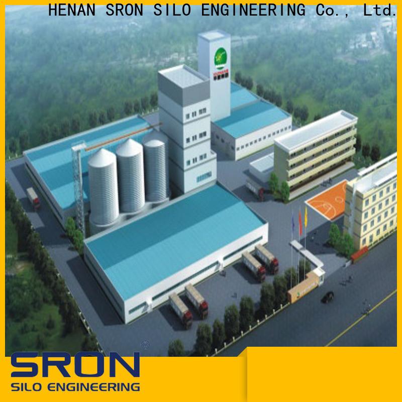 SRON grain storage systems company for farms