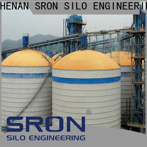 High-quality powder storage silo factory for bulk material