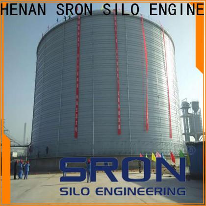 SRON New powder storage silo company