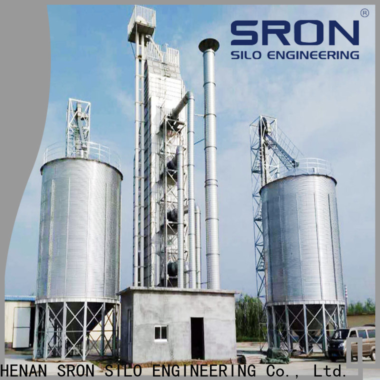 SRON High-quality wheat silo for sale for grain storage