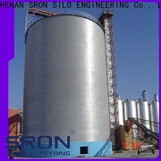 Top grain steel silo cost for farming industry