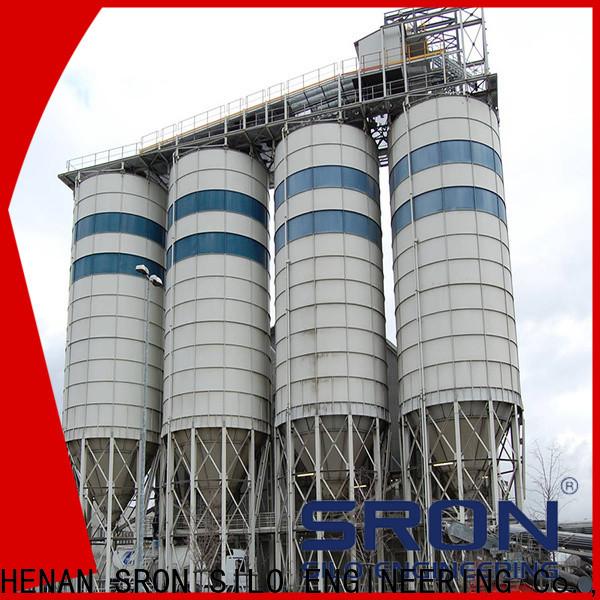 SRON High-quality sand silo for sale for bulk materil storage