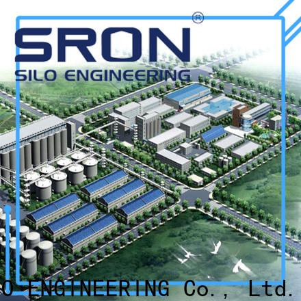 SRON Custom grain storage solutions wholesale for farming industry
