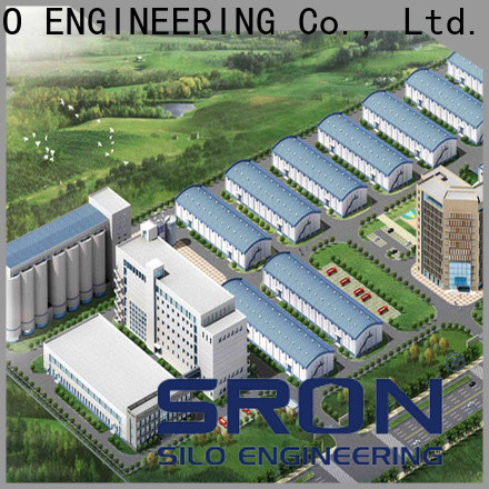 SRON Top grain storage systems manufacturers for storage of grains