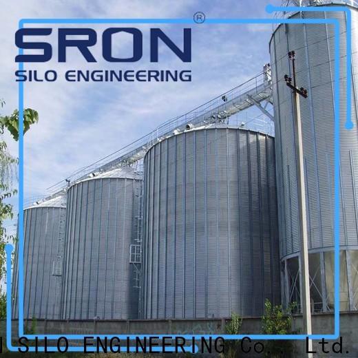 Quality maize storage silo company for farms