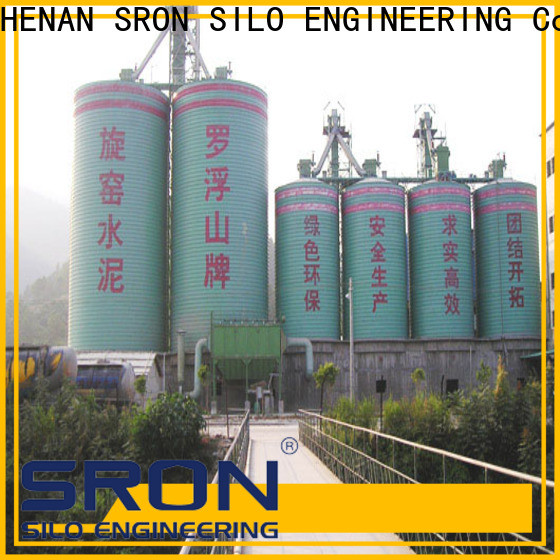 Best silo storage system price for manufacturing plant