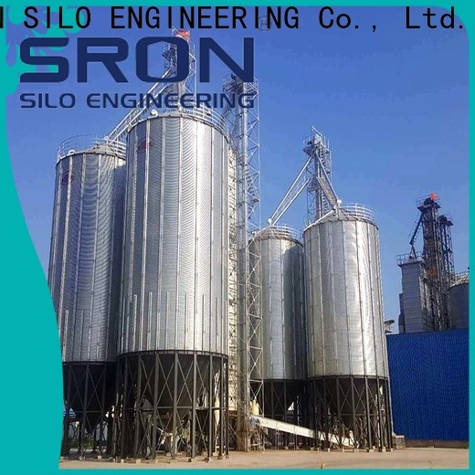 Customized paddy silos for sale for grain storage