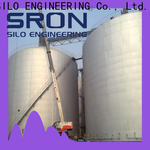 Customized cement storage silo wholesale for bulk material