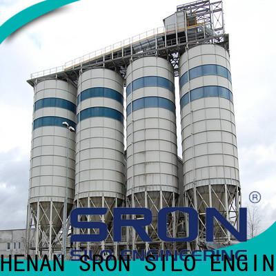 SRON clinker silo wholesale for bulk materil storage