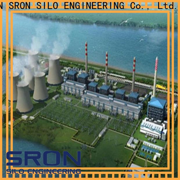 SRON storage silos price for manufacturing plant