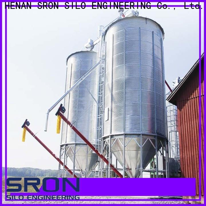SRON corn storage silo for sale for farms