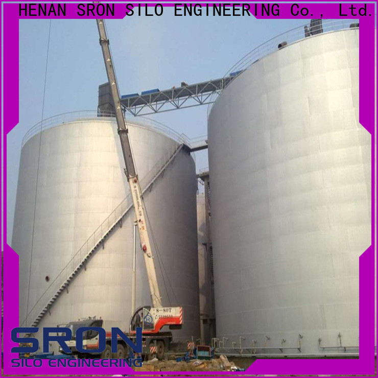 High Capacity cement silo manufacturers factory price