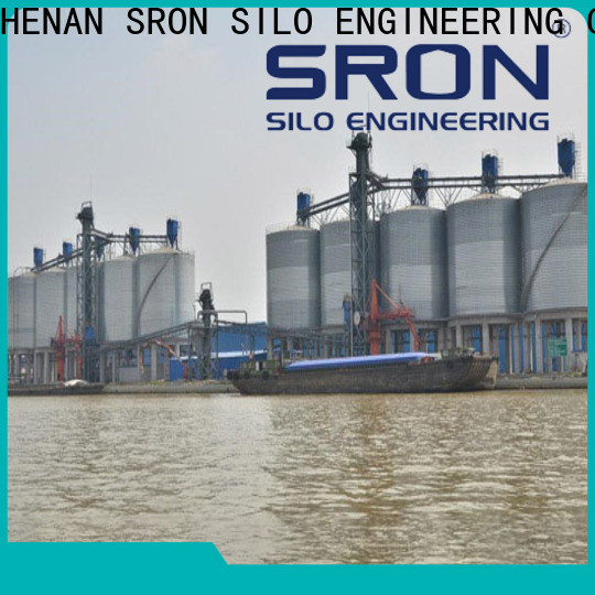 Top storage silos factory price for storing bulk materials